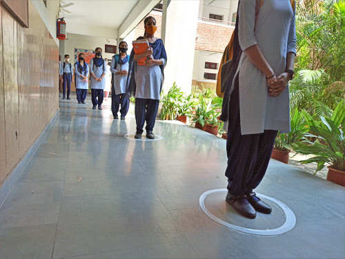 CISCE suggests state governments for partial reopening of schools for classes X and XII