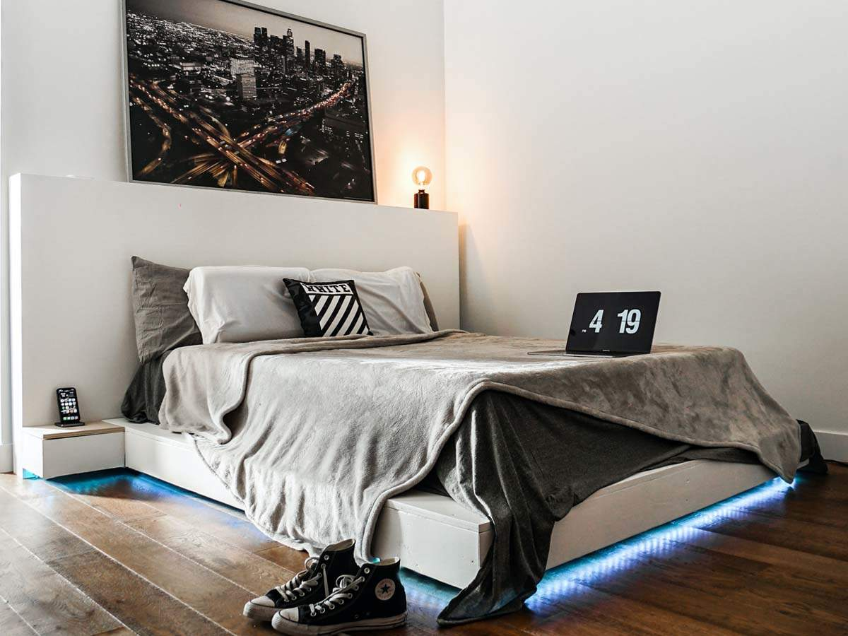 Bedroom decor: 6 Smart and economical tools that'll upgrade your bedroom