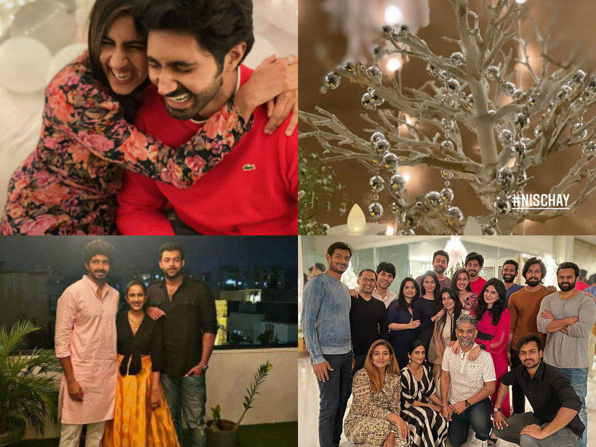 Niharika-Chaitanya JV's pre-wedding celebrations begin in style; a look at the inside pictures