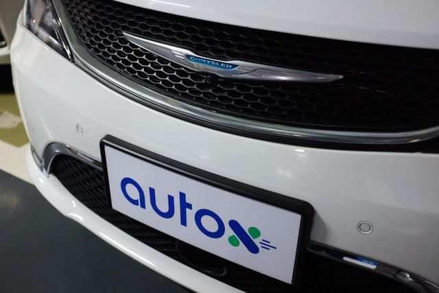 Alibaba-backed autonomous car firm AutoX starts driverless testing