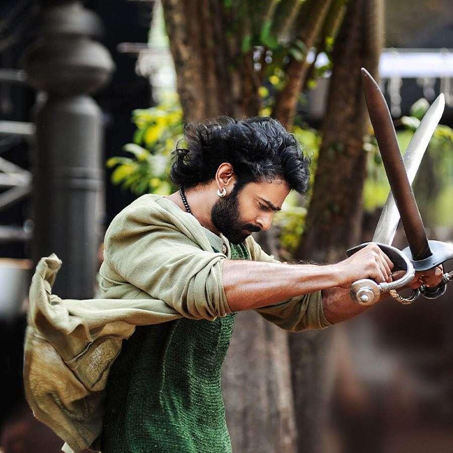 Prabhas reveals poster of his upcoming underworld action-thriller 'Salaar'