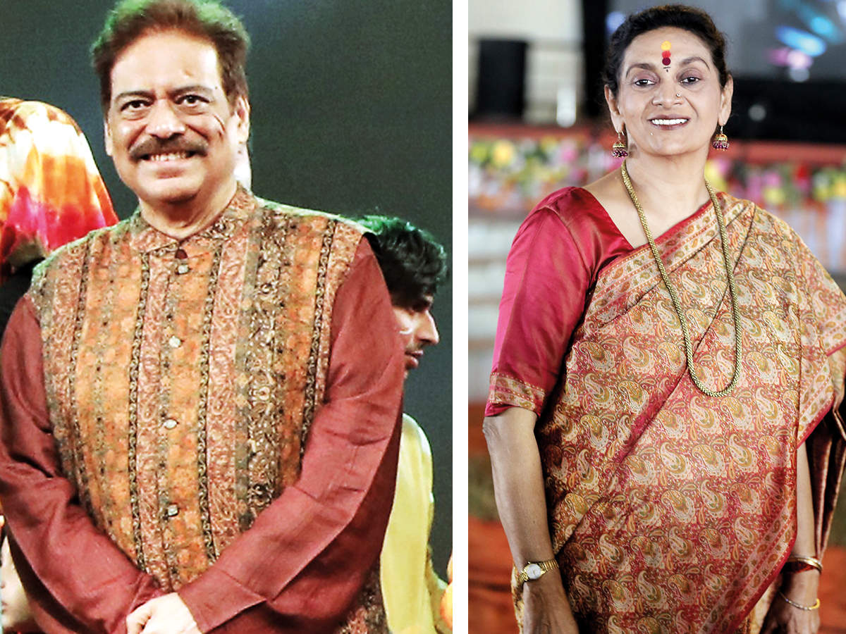 (L) Salim Arif (R) Nishi Pandey (BCCL/ Aditya Yadav)