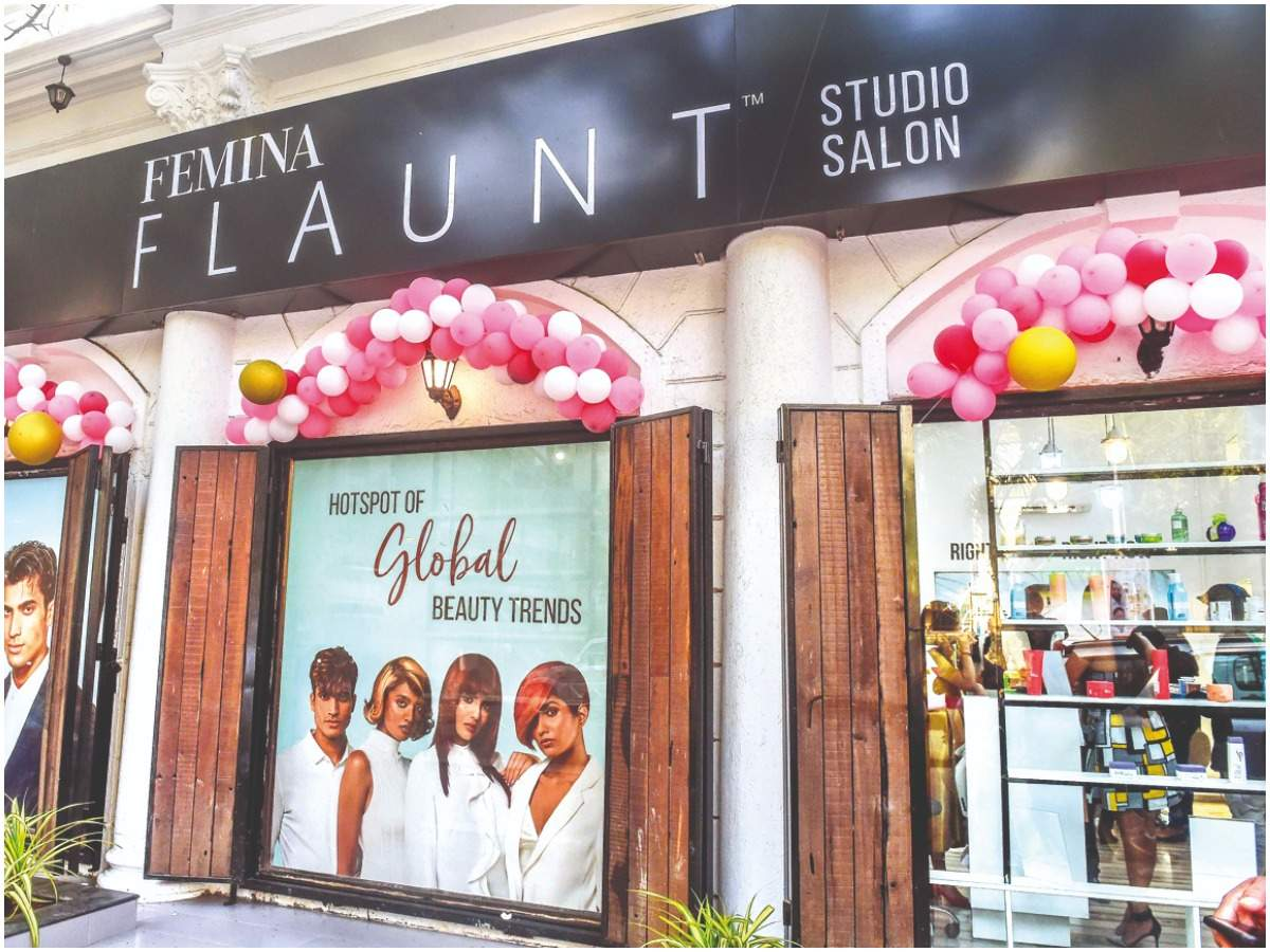 Femina FLAUNT Studio Salon in Powai