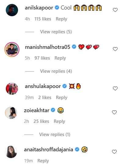 Jhanvi Kapoor Instagram