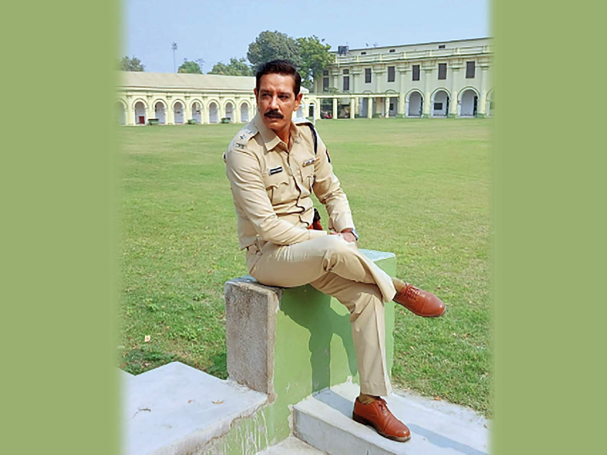 Annup Sonii shooting at La Marts (BCCL/ @anupsoni3)