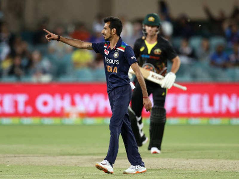 In Pics: Chahal stars as India beat Australia in 1st T20I