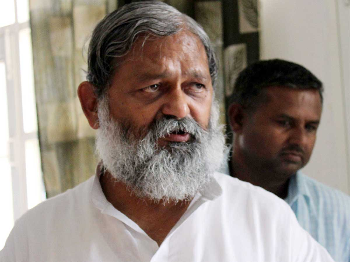Haryana Health Minister Anil Vij tests positive for coronavirus weeks after getting Covaxin trial dose