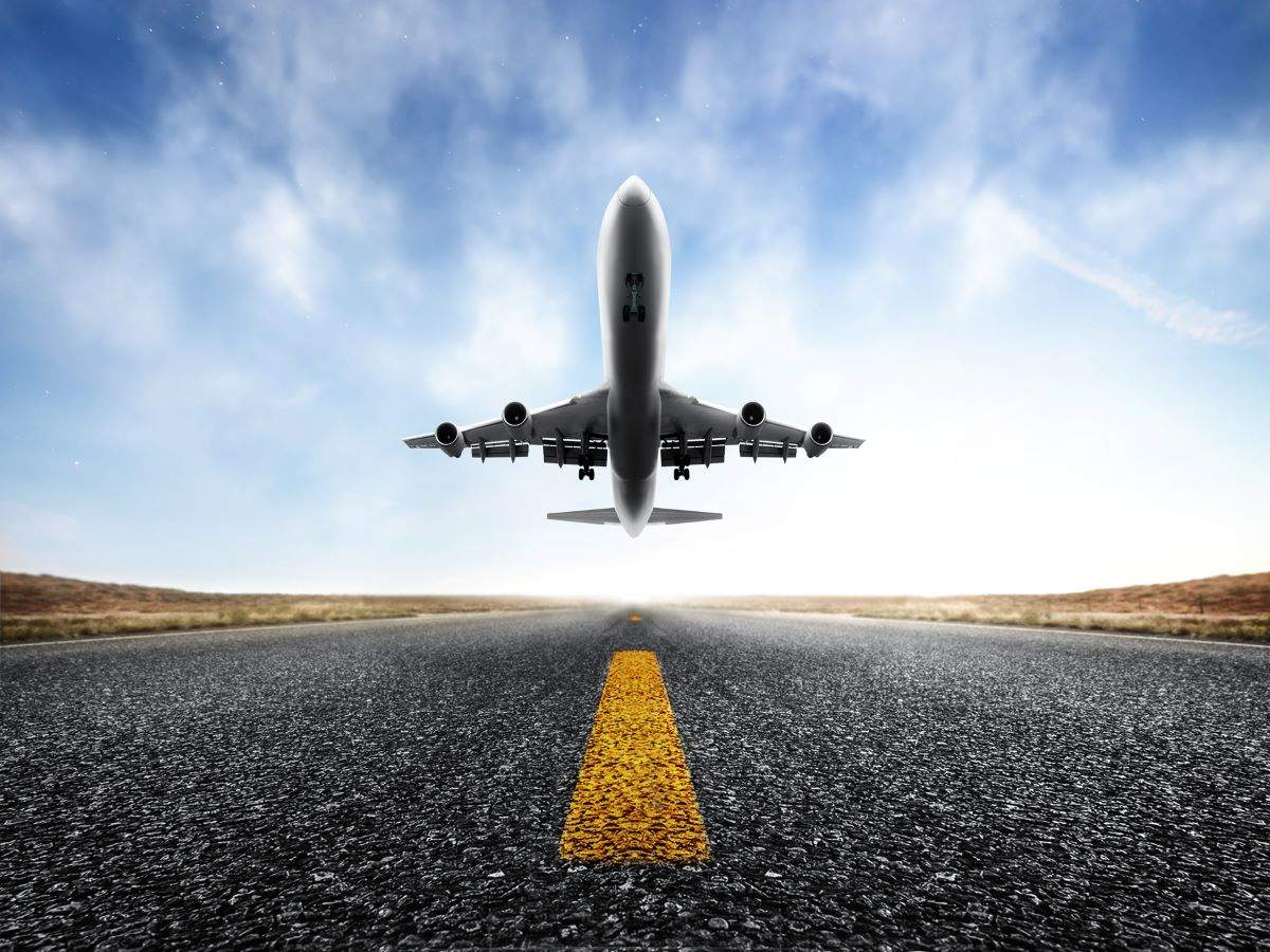 India: Domestic airlines allowed to operate at 80 per cent of pre-COVID  flight numbers | Times of India Travel