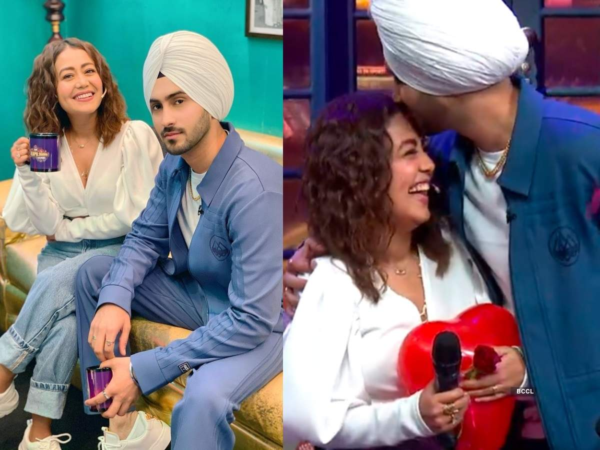 TKSS: Neha Kakkar reveals Rohanpreet wasn't ready to get married at 25; but later told her 'I can't live without you' | The Times of India