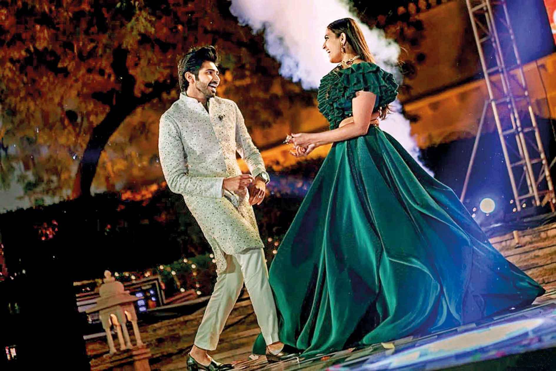 Exclusive: Niharika Konidela and Chaitanya Jonnalagadda's wedding theme revealed! | Telugu Movie News - Times of India