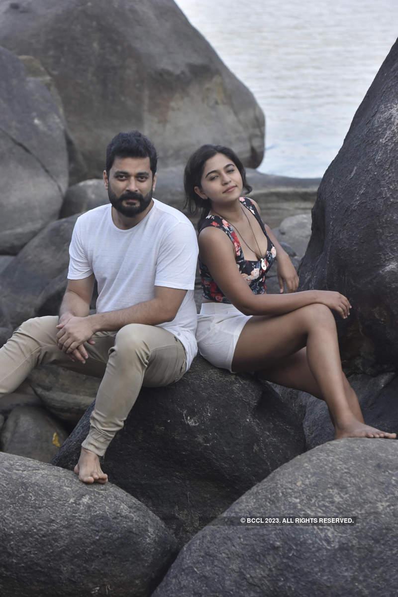 Mrunmayee Deshpande enjoys quality time with hubby in Goa