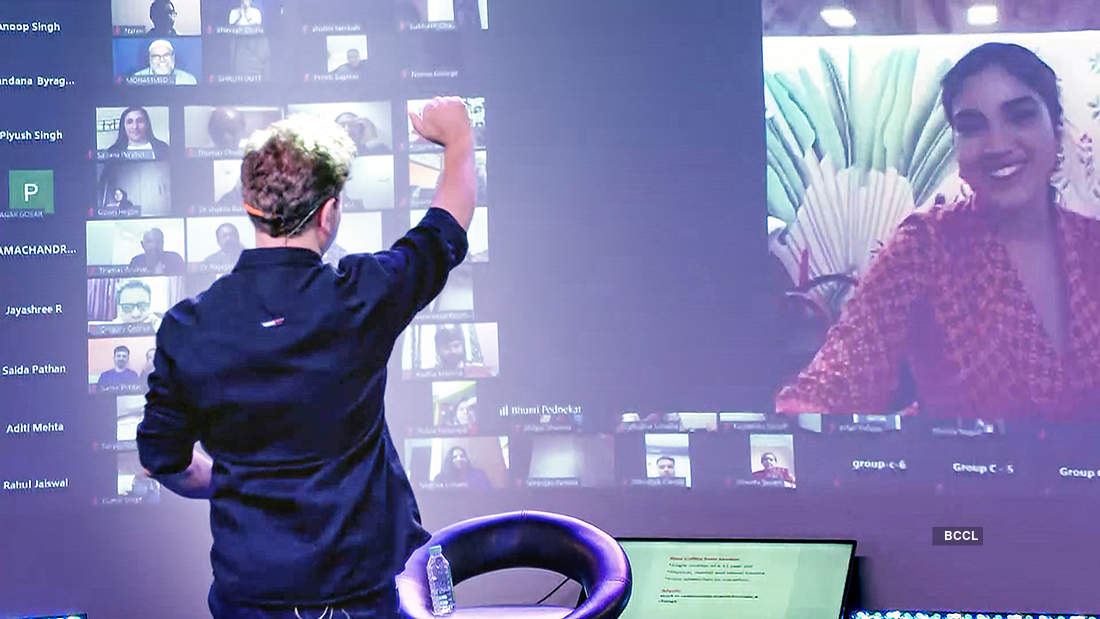 Pictures of Arfeen Khan's 2-day long Asia's biggest global virtual event