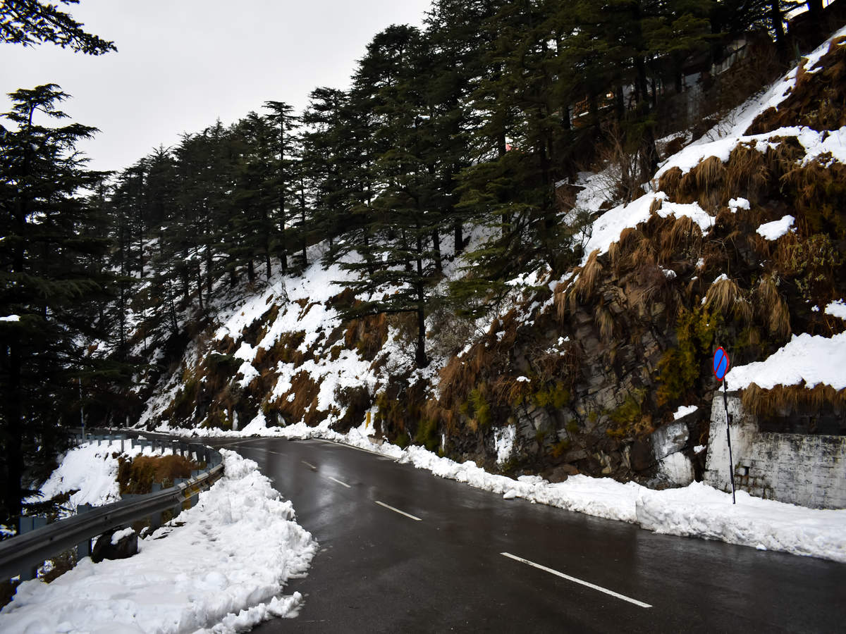 Yellow weather warning issued by Himachal MeT department for this weekend