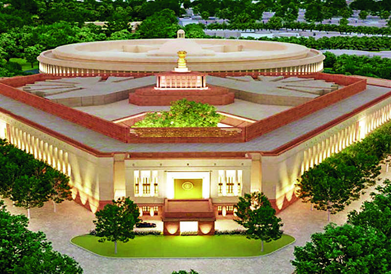 Everything you need to know about the new Parliament building   Bangalore  Mirror