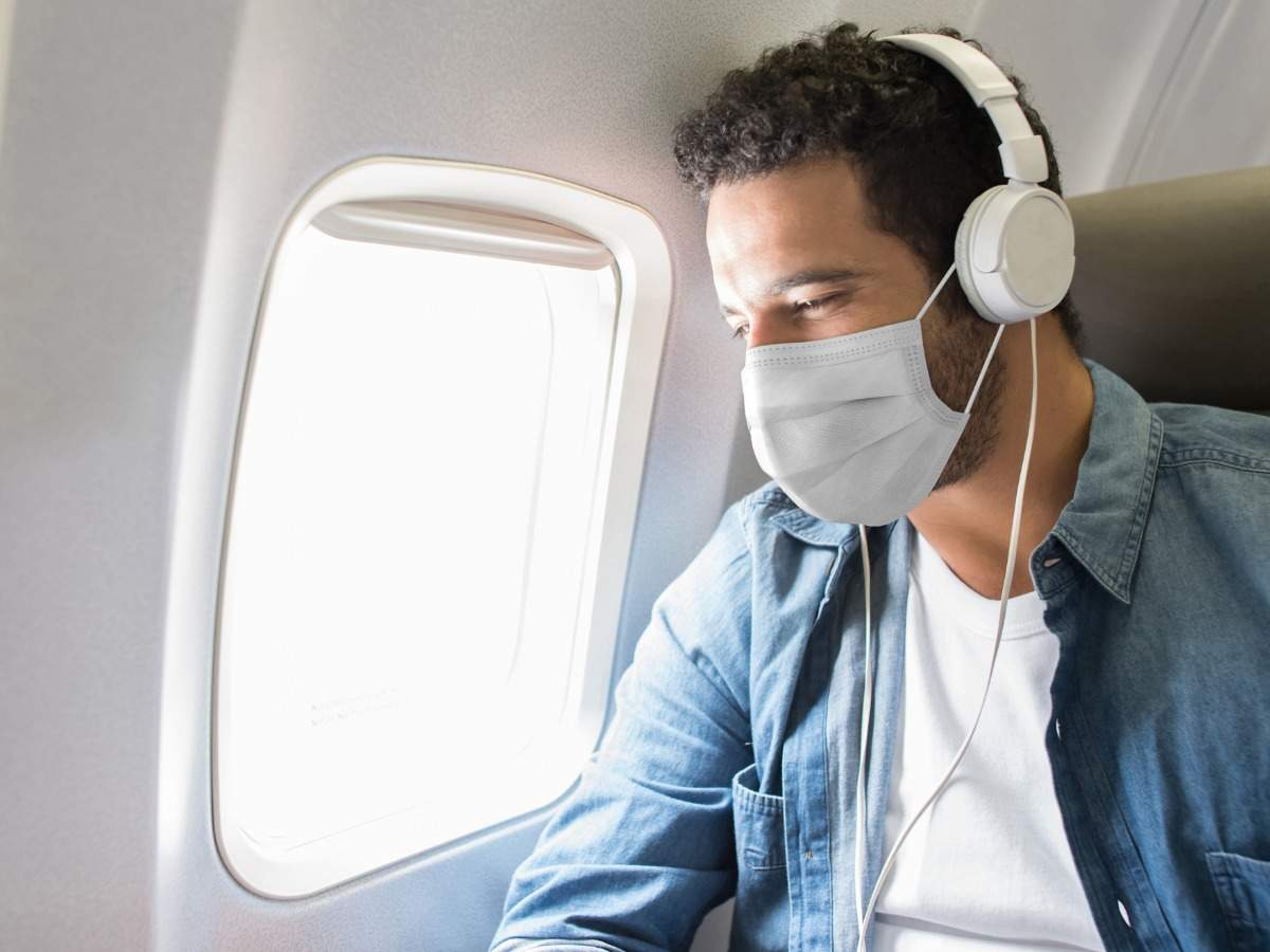Coronavirus Covid 19 Travel Advice What S The Safest Seat In A Flight