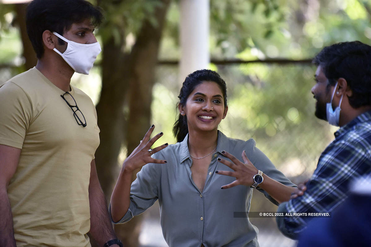 Vaibhav Tatwawaadi and Anjali Patil to gear up for their next Romantic Hindi feature