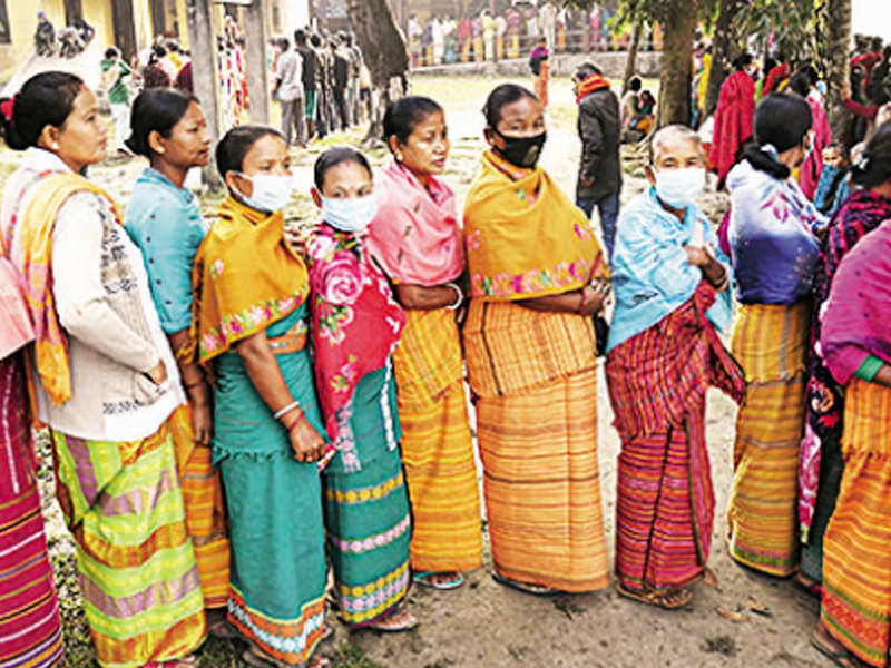 BJP shines in BTC polls, set to run council with new ally UPPL