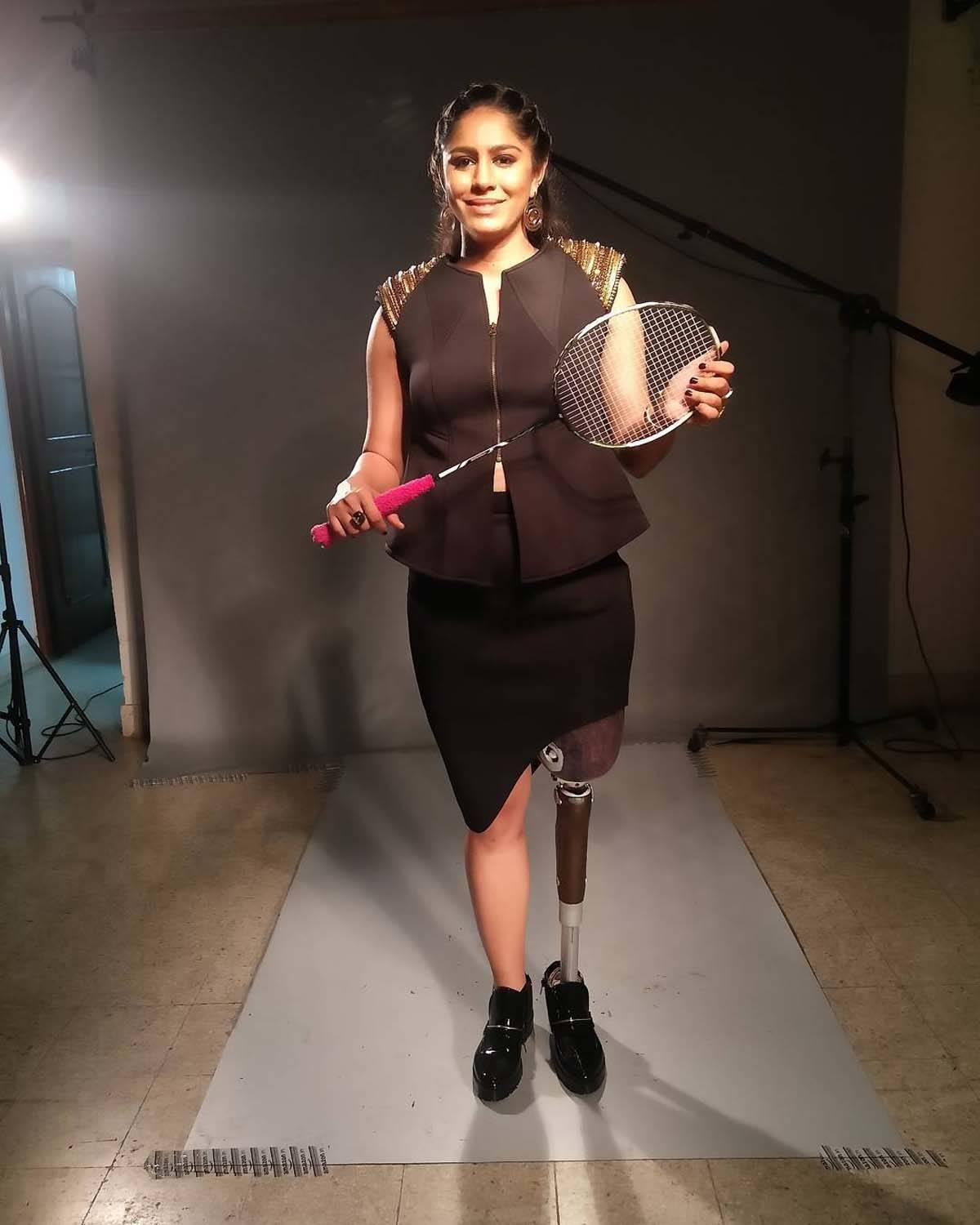 Para-badminton athlete Manasi Joshi is an unstoppable force inspiring millions