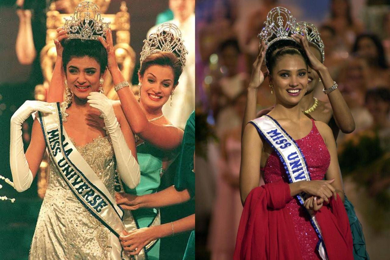 Best Answers That Made Indian Beauty Queens Win At Miss Universe