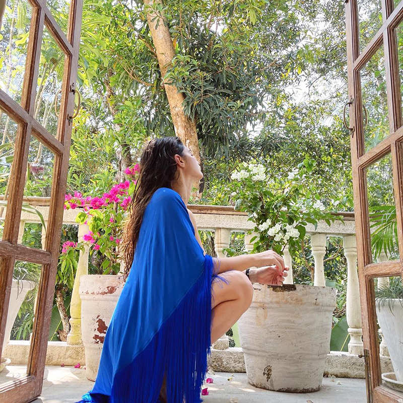 Pictures of Arjun Rampal's ladylove Gabriella Demetriades, a stunning fashionista...