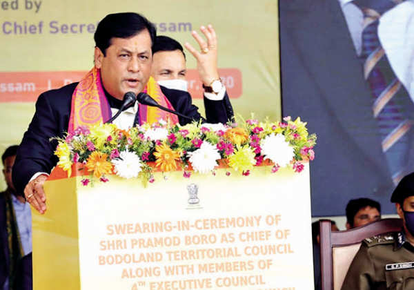 Assam: How the Bodo accord led to rise of a new front