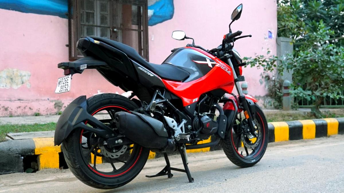 Xtreme 160R: Engine