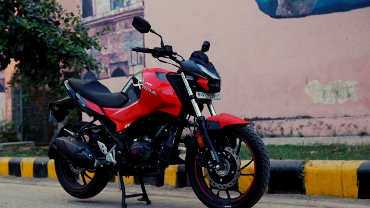 Xtreme 160R: Looks