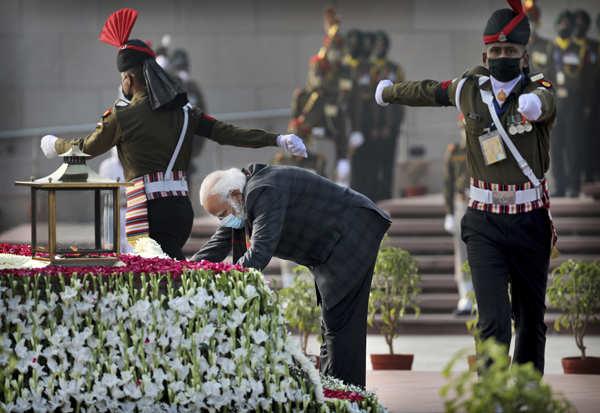 Vijay Diwas celebrated with fervour