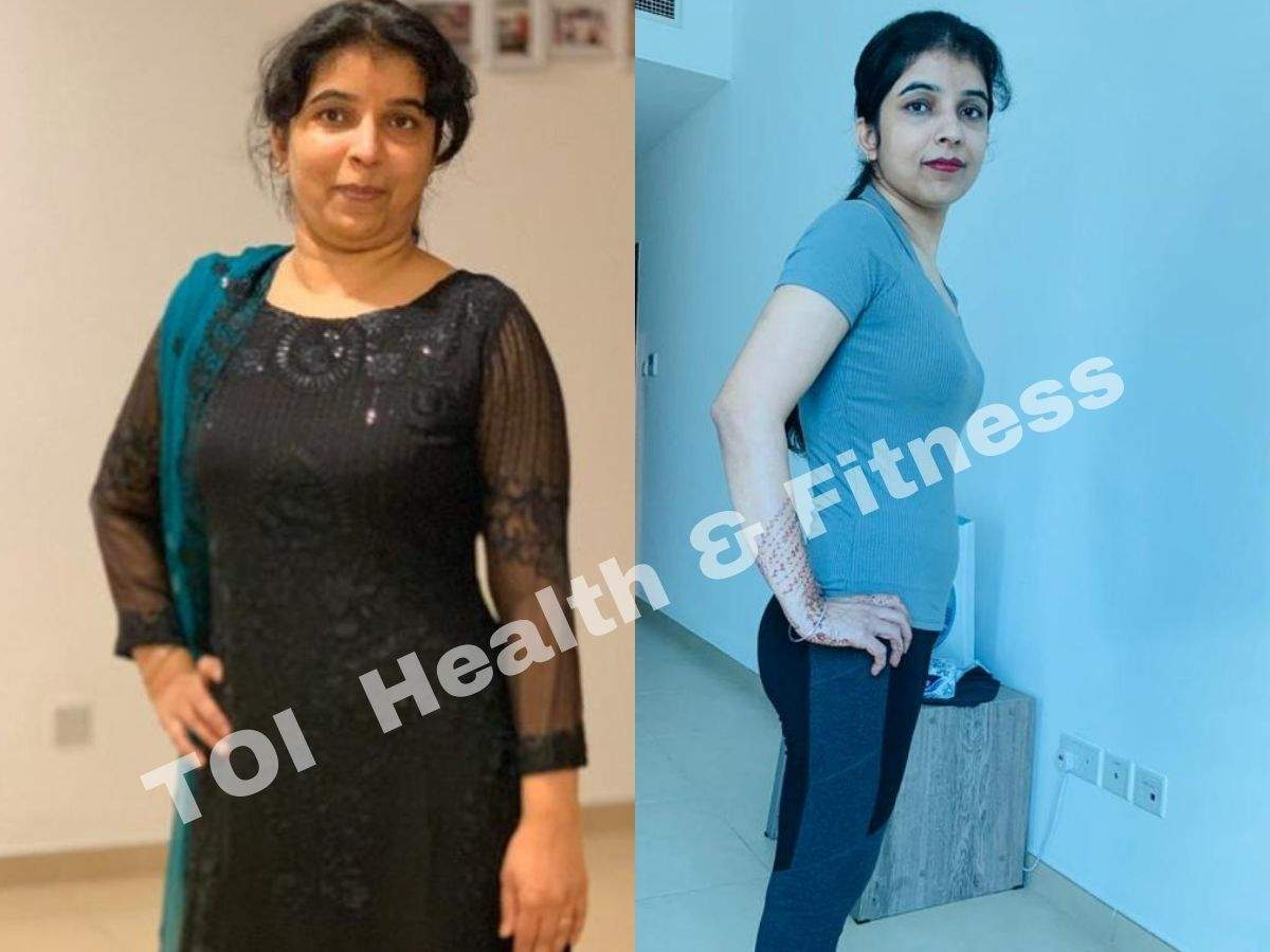 """Weight loss story: """"I replaced regular roti and parantha with dal rotis and lost 20 kilos""""    The Times of India"""