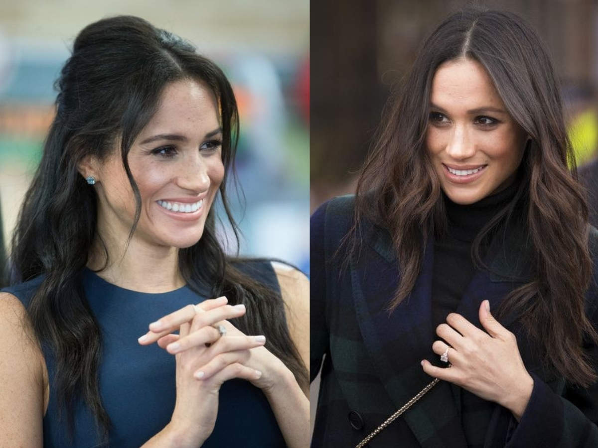 Get Healthy Looking Hair Like Meghan Markle By Following These Tips The Times Of India