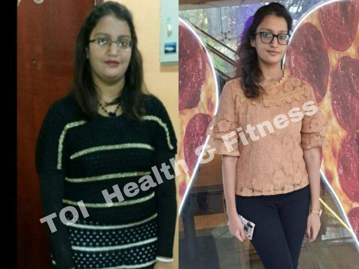 "Weight loss story: ""I prefer having milk and almonds for breakfast""  