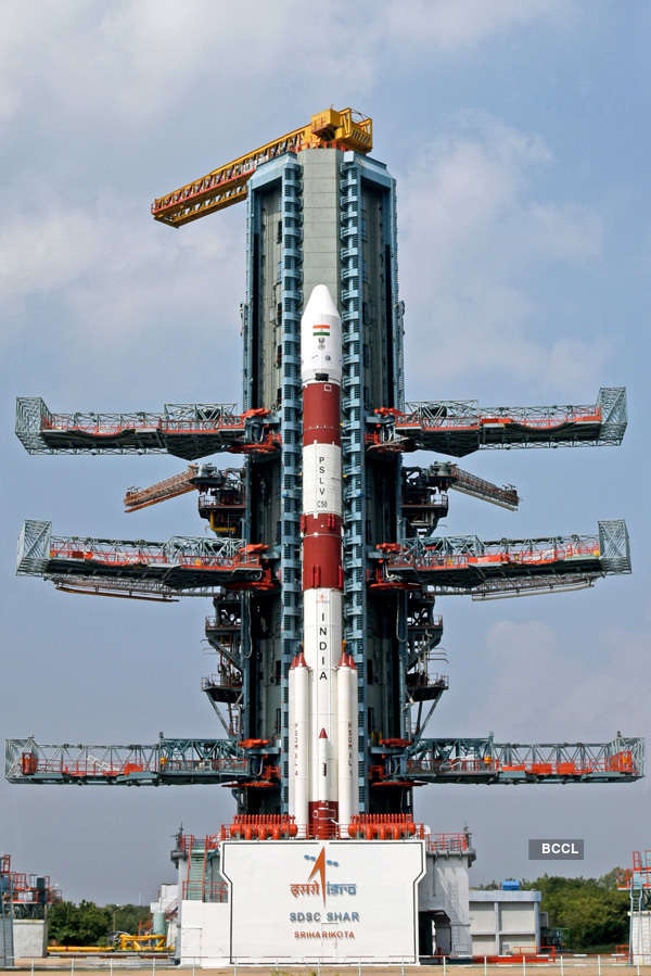 ISRO launches new communication satellite CMS-01