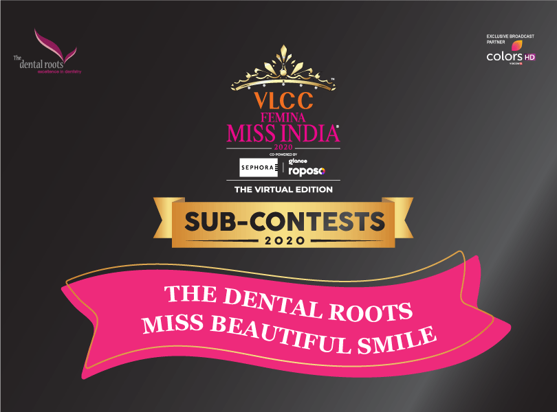 VLCC Femina Miss India 2020: 'The Dental Roots Miss Beautiful Smile' Sub-Contest