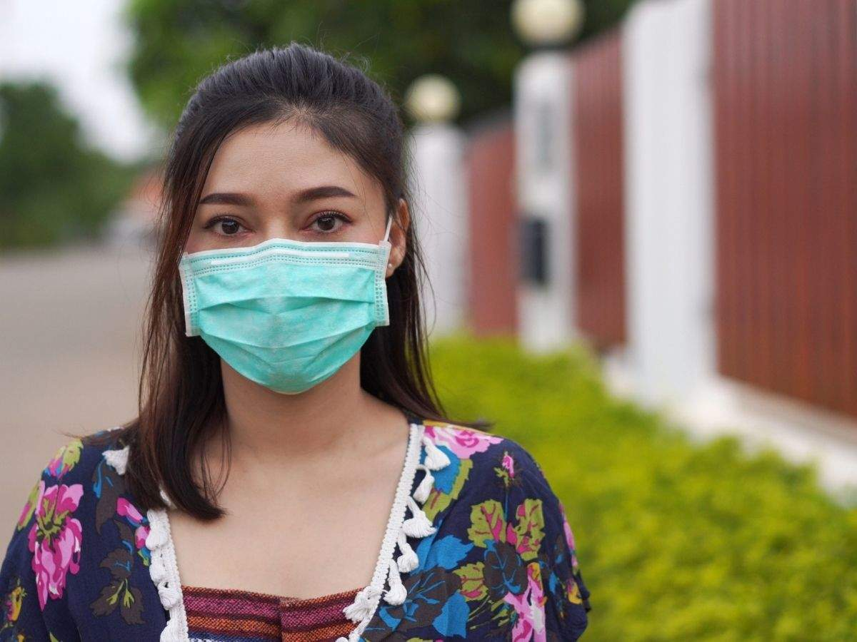 Coronavirus: How reusing face masks can be riskier than not using one, finds study  | The Times of India