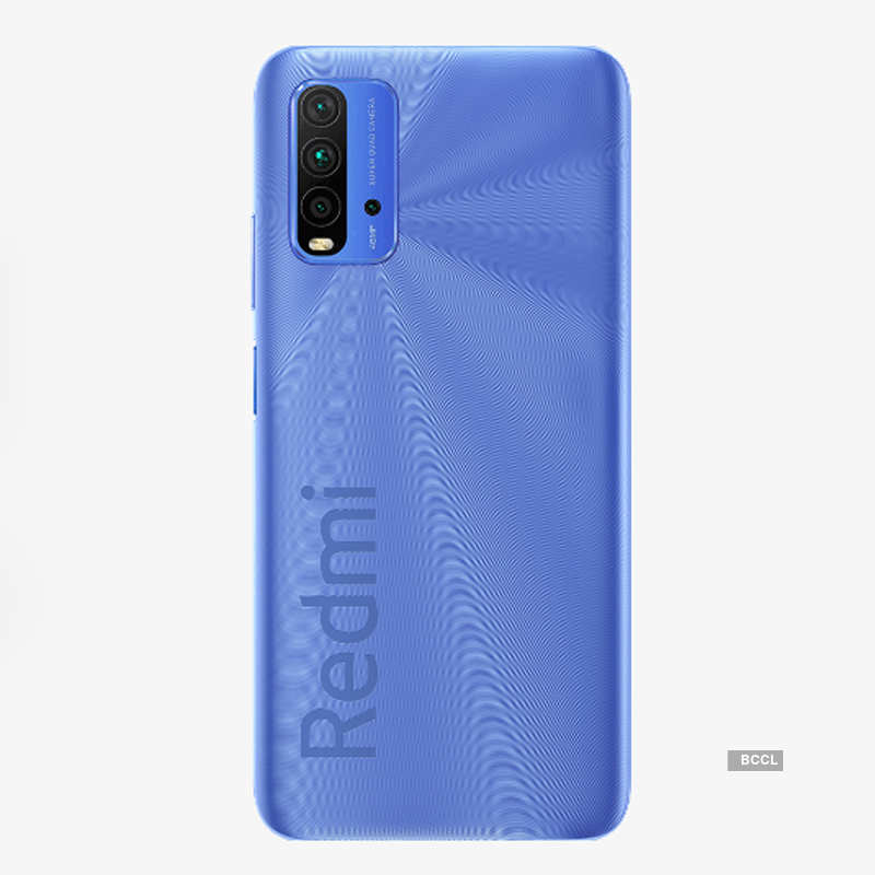 Redmi 9 Power smartphone launched