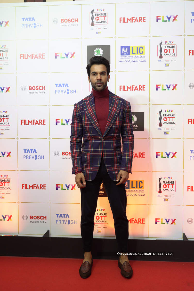 Flyx Filmfare OTT Awards 2020: Red Carpet