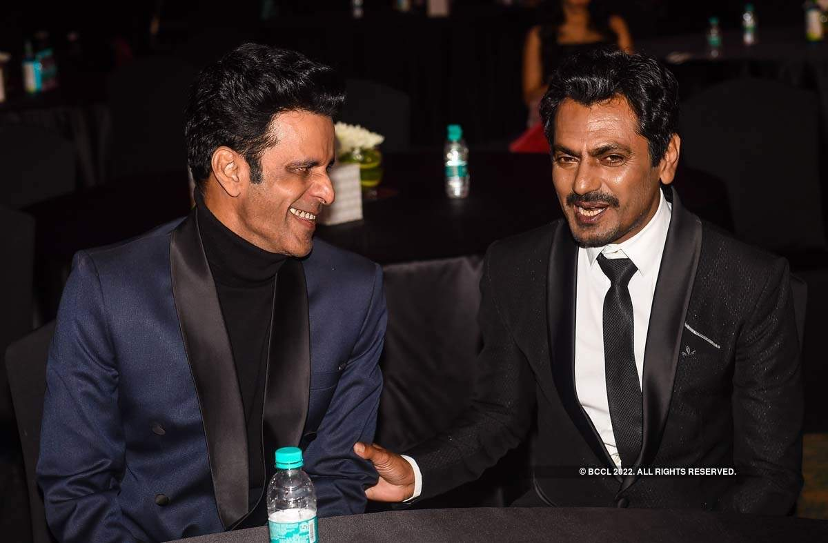 Flyx Filmfare OTT Awards 2020: Candid moments
