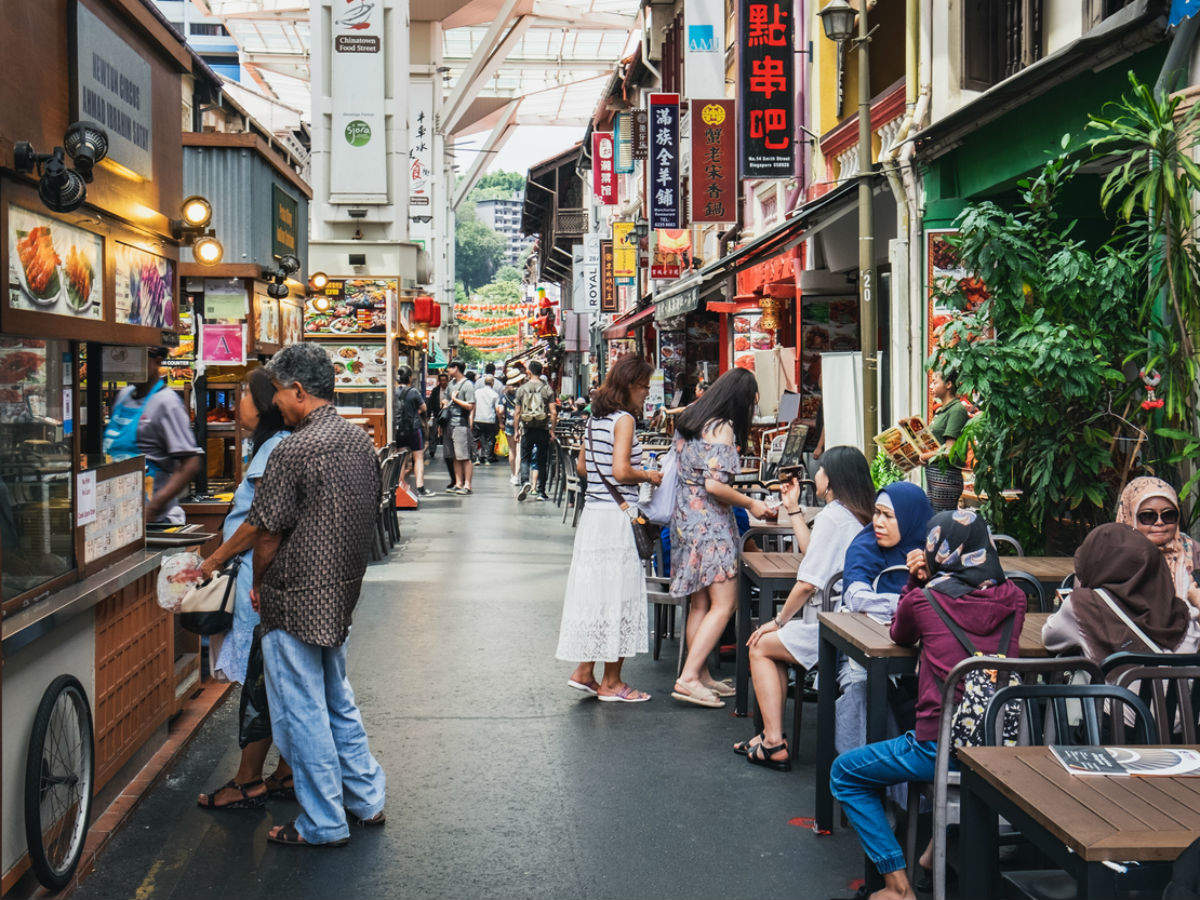 Singapore's hawkers gets recognised by UNESCO