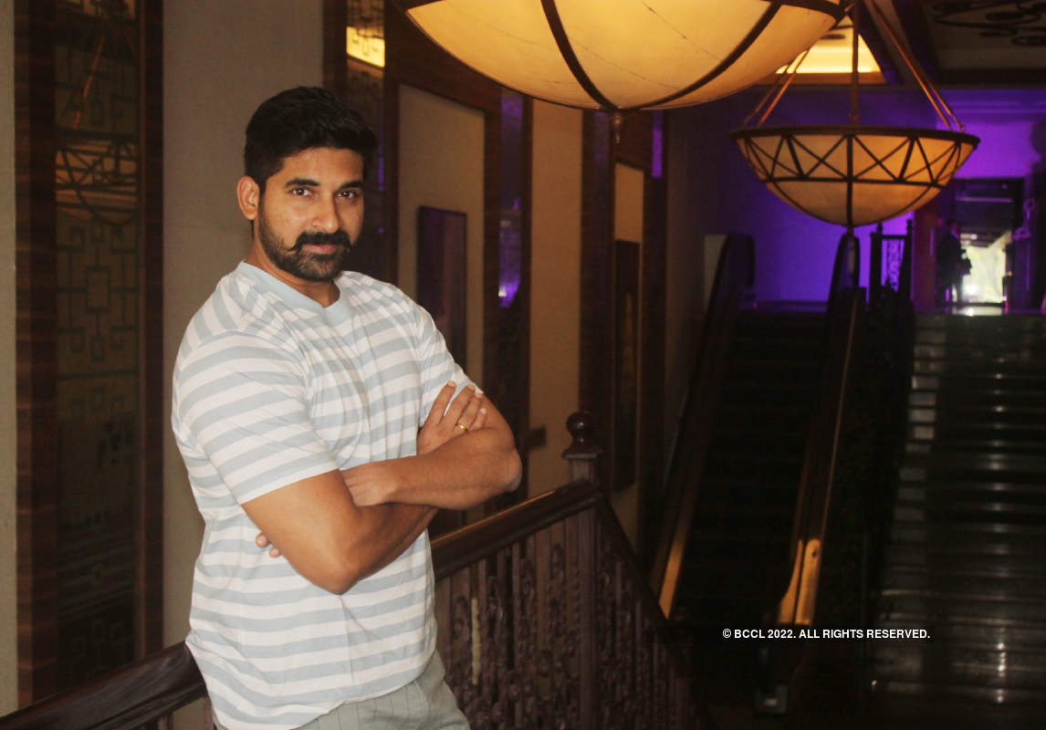 Actor Akshay Waghmare's exclusive photoshoot