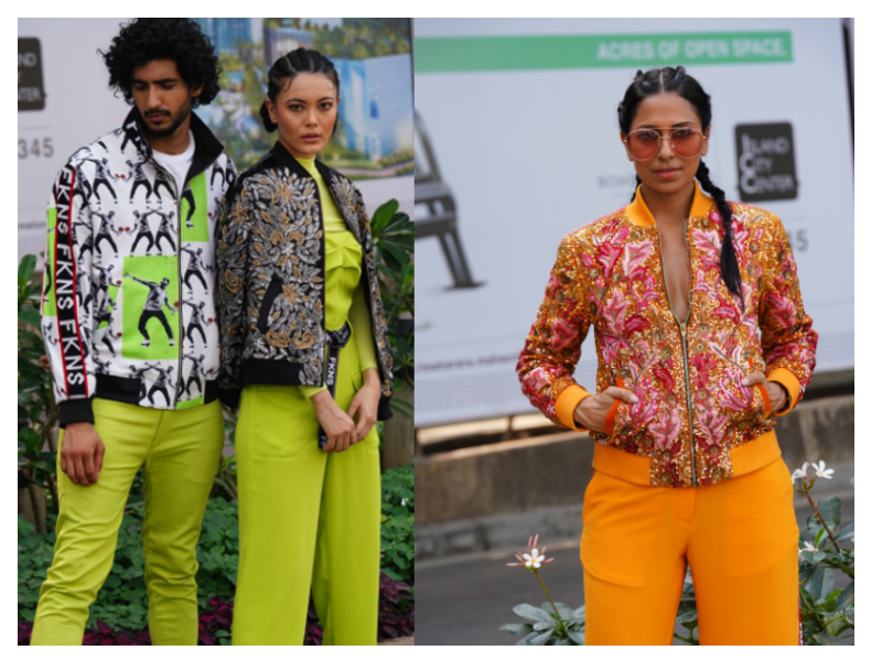 Behind The Scenes at Bombay Times Fashion Week Virtual Edit 2020 - Times of  India
