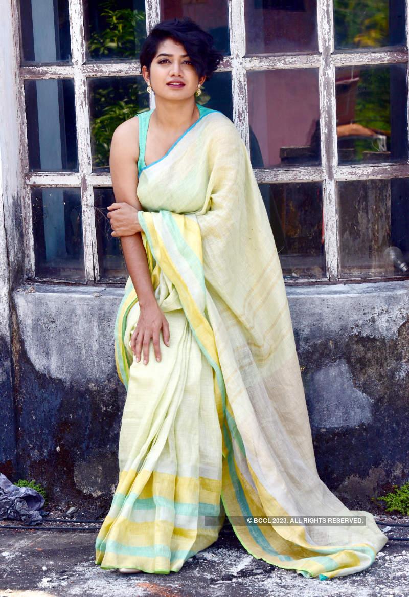 Actress Anarkali Marikar's theme photoshoot