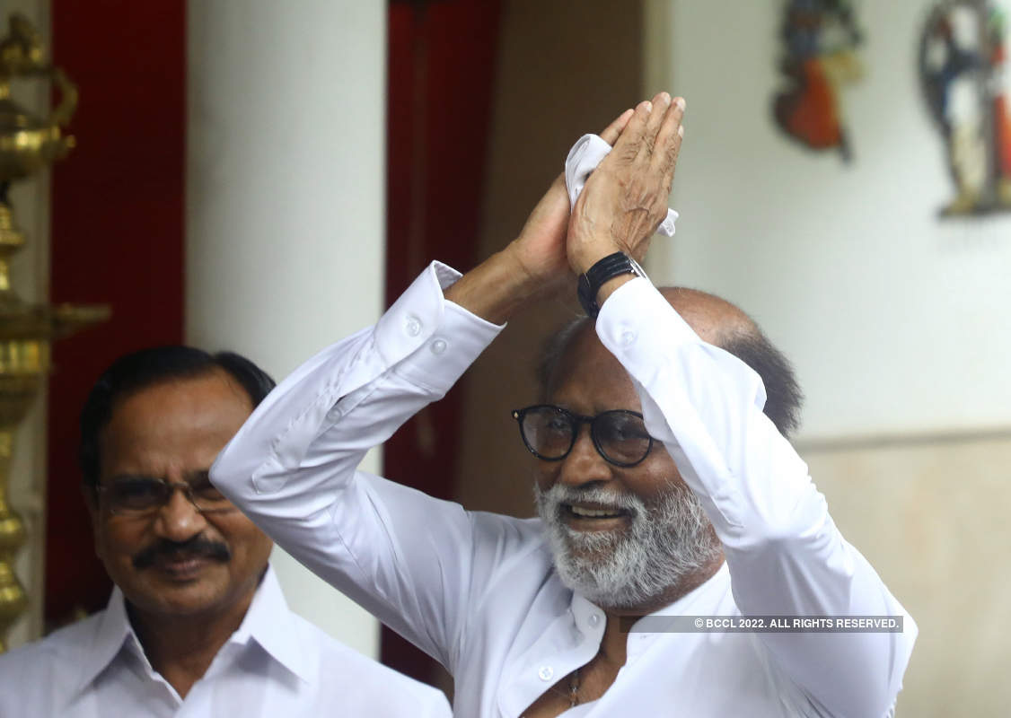 Rajinikanth to launch a political party in January ahead of TN polls