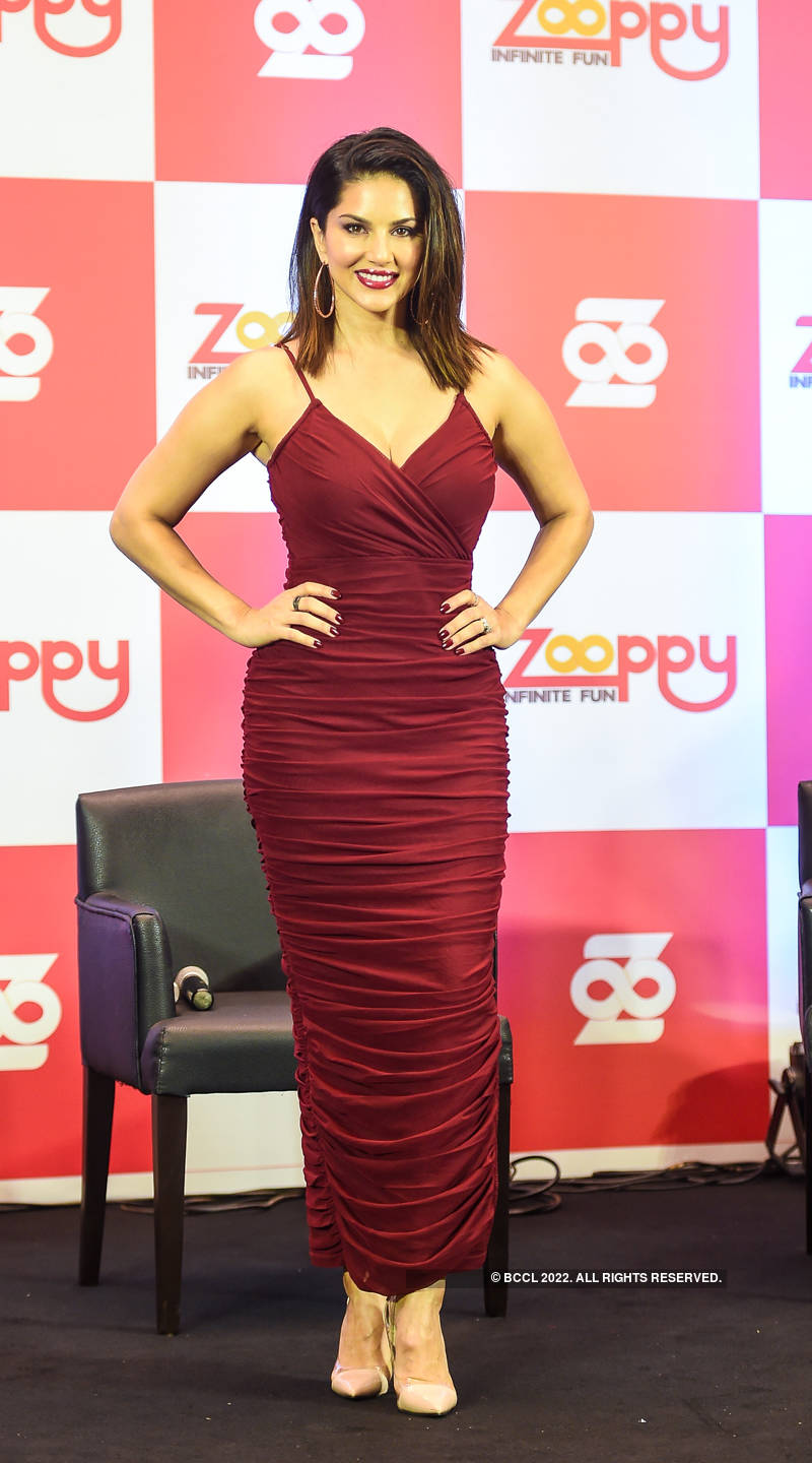 Sunny Leone collaborates with Zooppy