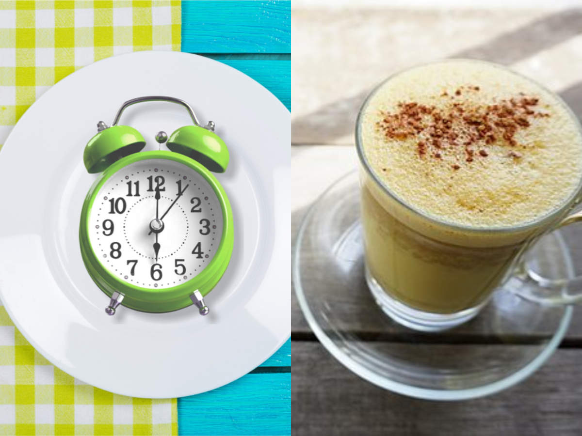 Weight Loss Can You Drink Milk During Intermittent Fasting Hours The Times Of India