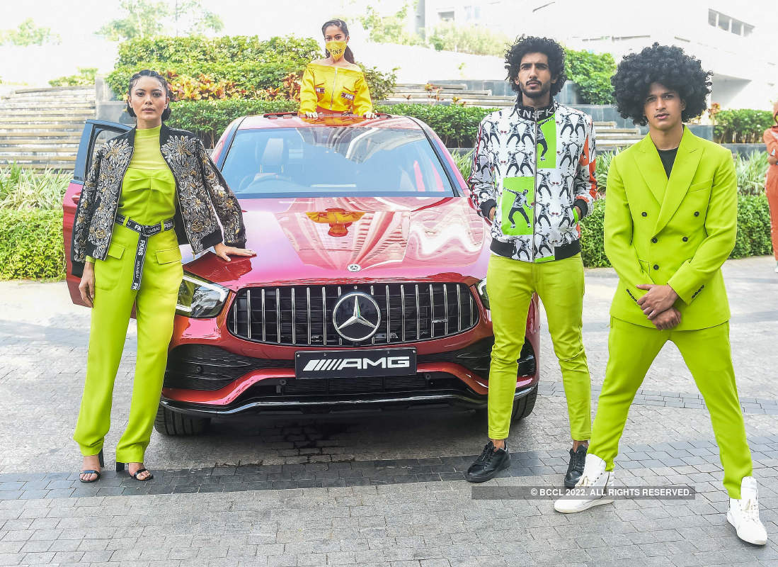 Bombay Times Fashion Week: Day 2 - Narendra Kumar