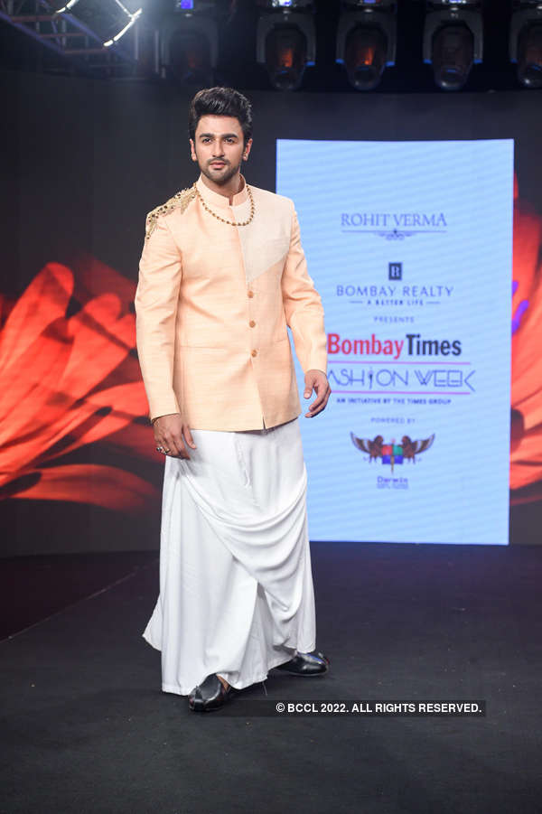 Bombay Times Fashion Week: Day 1 - Rohit Verma