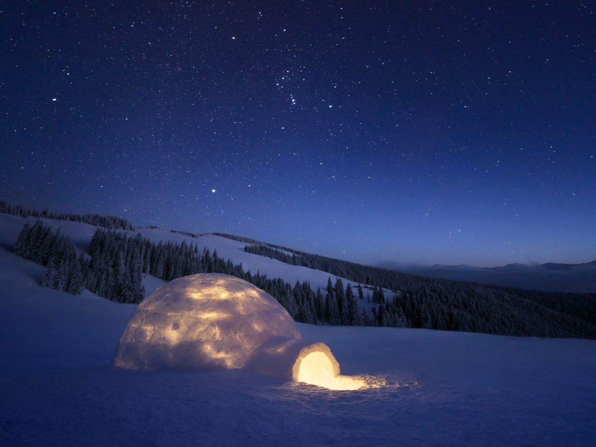 Igloo tourism picking up pace in Manali, book your stay now
