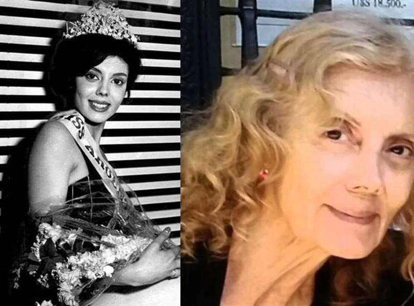 Beauty queen Norma Cappagli passed away after being run over by a bus