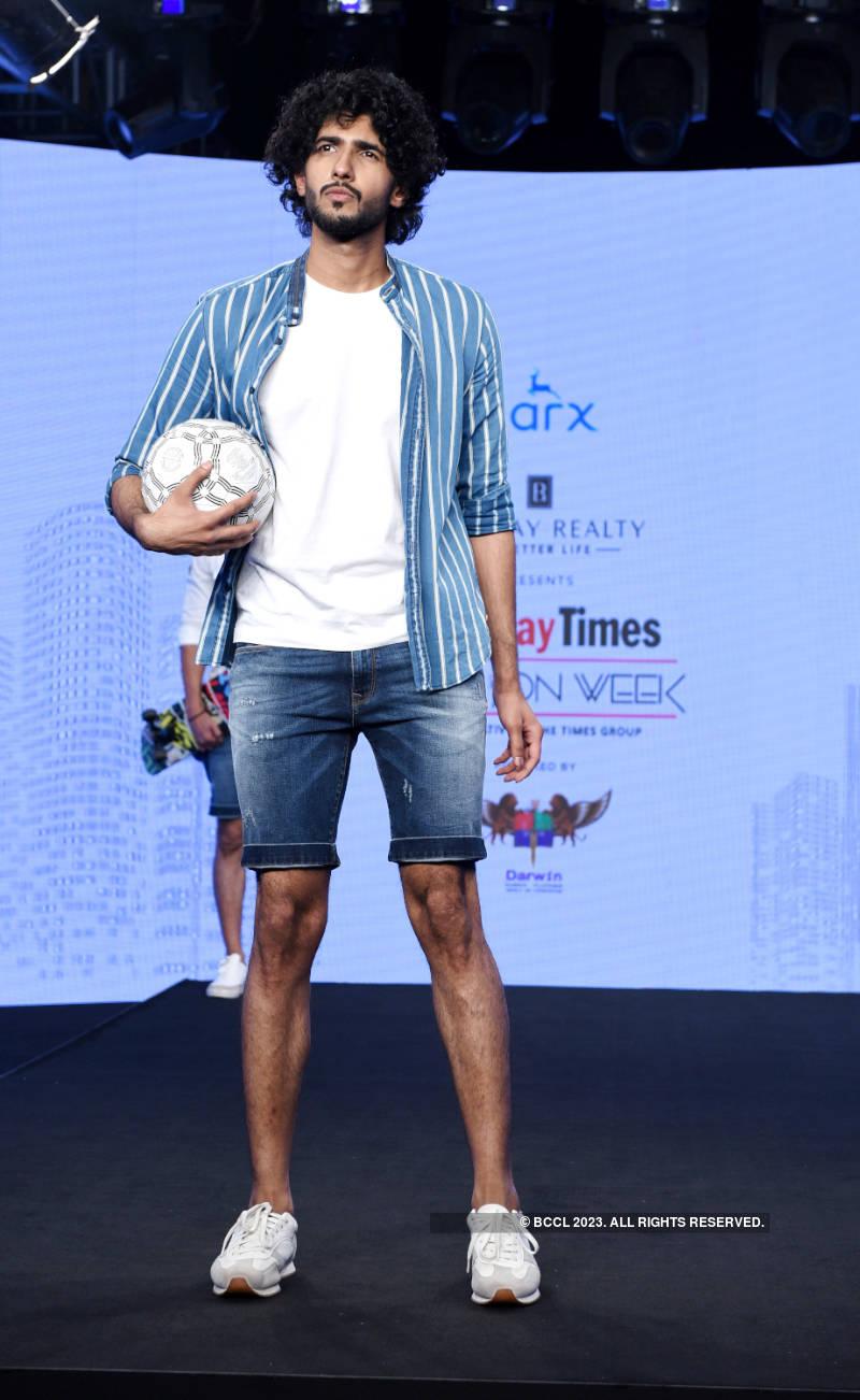 Bombay Times Fashion Week: Day 3 - Raymonds