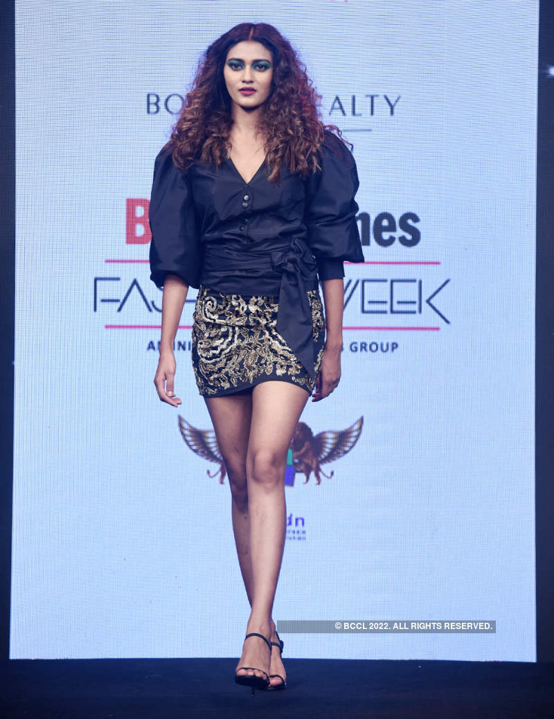 Bombay Times Fashion Week: Day 3 - Maheka Mirpuri